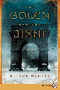The Golem And The Jinni,Fiction,Books