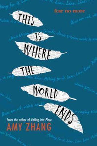 This Is Where The World Ends,Fiction,Books
