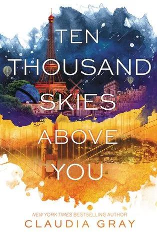 Ten Thousand Skies Above You,Fiction,Books