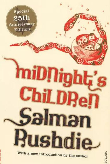 Midnight'd Children,Fiction,Books