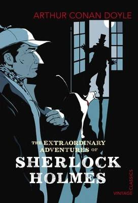 The Extraordinary Adventures of Sherlock Holmes,Fiction,Books