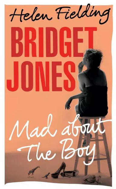 Mad About The Boy,Fiction,Books