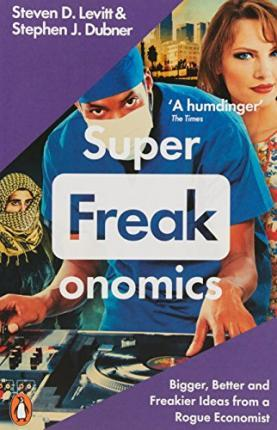 Superfreakonomics,Non Fiction,Books