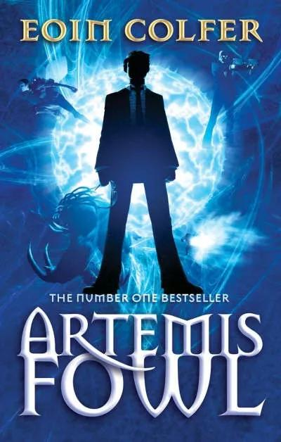 Artemis Fowl,Teens,Books