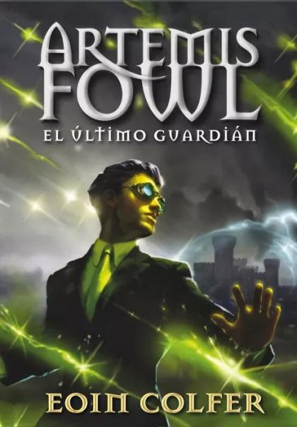 Artemis Fowl and the Last Guardian,Teens,Books