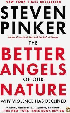 The Better Angels Of Our Nature,Non Fiction,Books