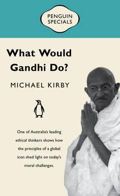 What Would Gandhi Do?,Non Fiction,Books