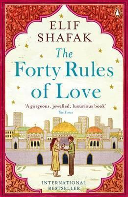 Forty Rules Of Love,Fiction,Books