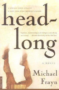 Headlong,Fiction,Books