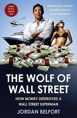 The Wolf Of Wall Street,Non Fiction,Books