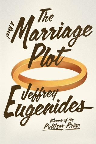 The Marriage Plot,Fiction,Books