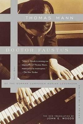 Doctor Faustus,Fiction,Books