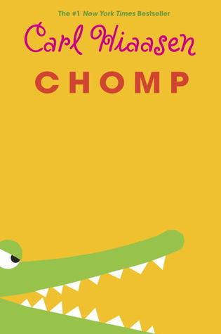 Chomp,Fiction,Books
