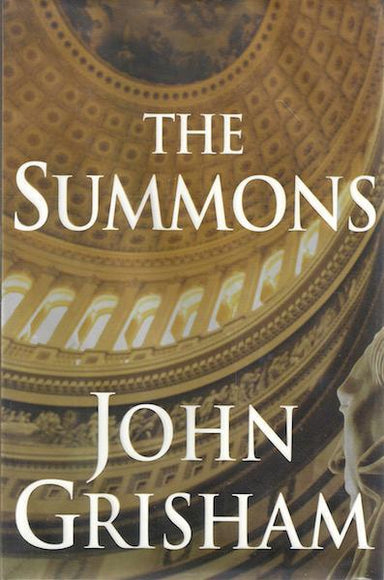 The Summons,Fiction,Books