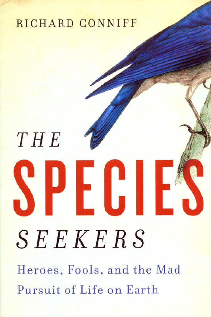 The Species Seekers,Non Fiction,Books