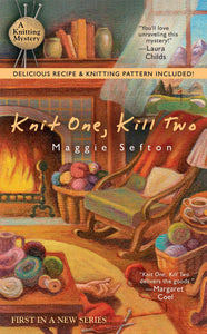 Knit one, kill two,Fiction,Books