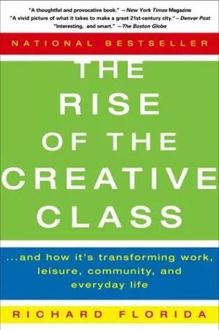 The Rise Of The Creative Class,Non Fiction,Books