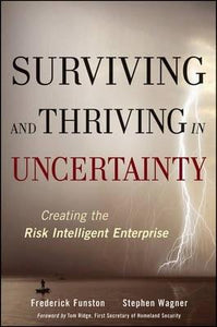 Surviving And Thriving In Uncertainty,Non Fiction,Books