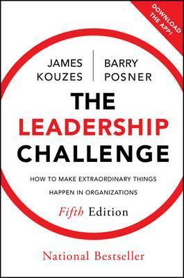 The Leadership Challenge,Non Fiction,Books