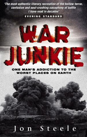 War Junkie,Non Fiction,Books