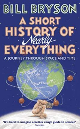 A Short History Of Nearly Everything,Fiction,Books