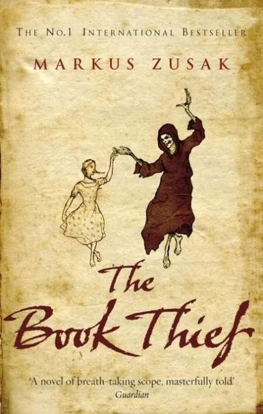 The Book Thief,Fiction,Books