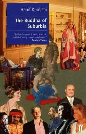 Buddha Of Suburbia,Fiction,Books