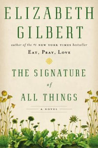The Signature Of All Things,Fiction,Books