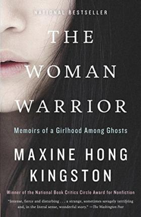 The Woman Warrior,Fiction,Books