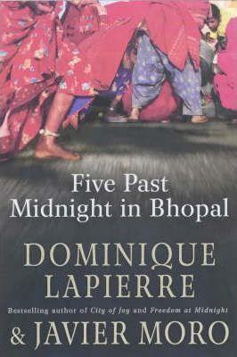 Five Past Midnight in Bhopal,Fiction,Books