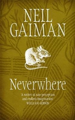 Neverwhere,Fiction,Books