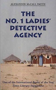 The No. 1 Ladies' Detective Agency,Fiction,Books