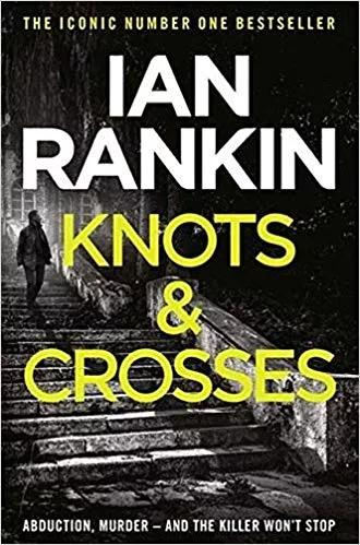 Knots And Crosses,Fiction,Books