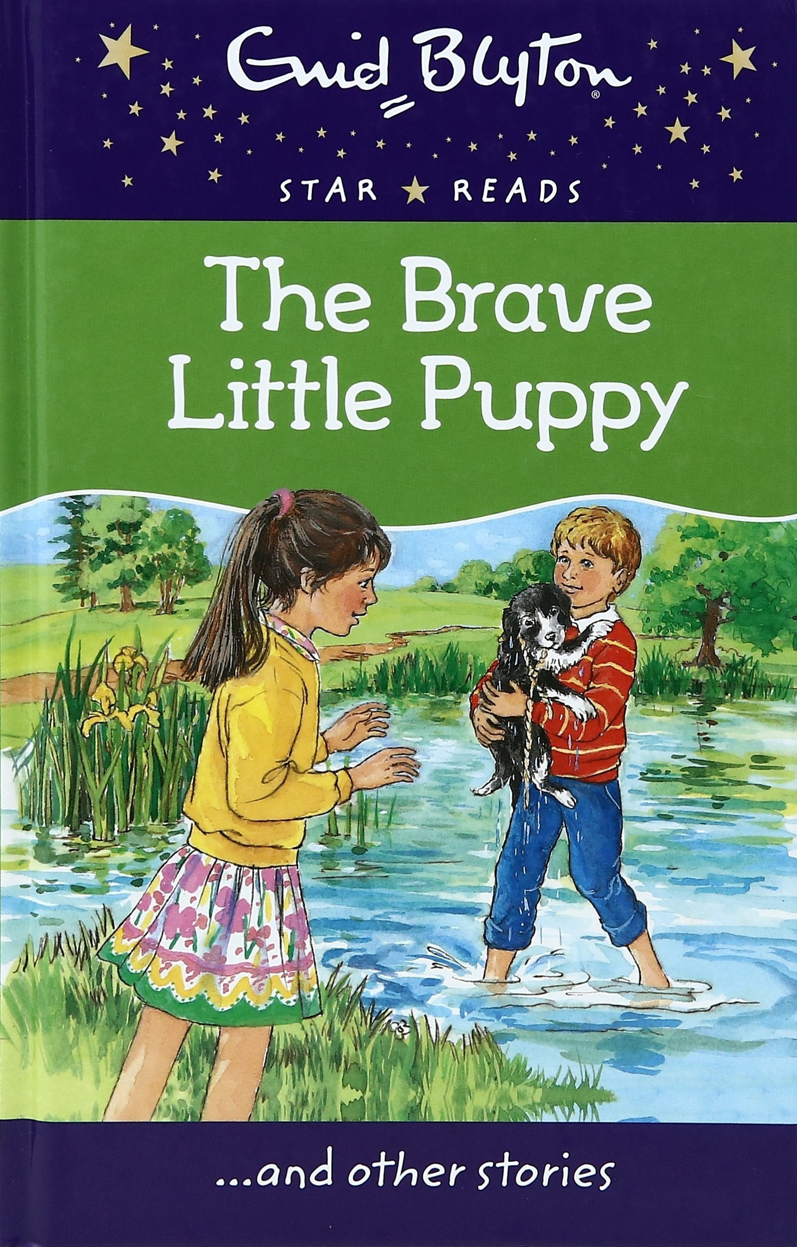 The Brave Little Puppy,Children & Young Adult,Books