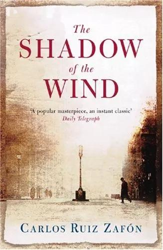 The Shadow Of The Wind,Fiction,Books