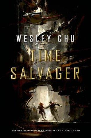 Time Salvager,Fiction,Books