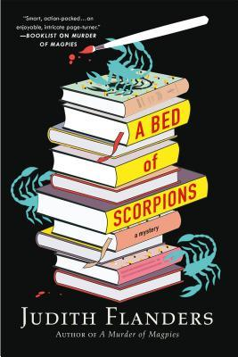 A Bed Of Scorpions,Fiction,Books