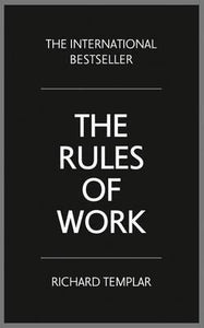 The Rules Of Work,Non Fiction,Books