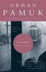 Istanbul,Fiction,Books