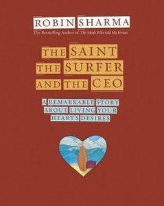 The Saint, The Surfer, And The Ceo,Non Fiction,Books