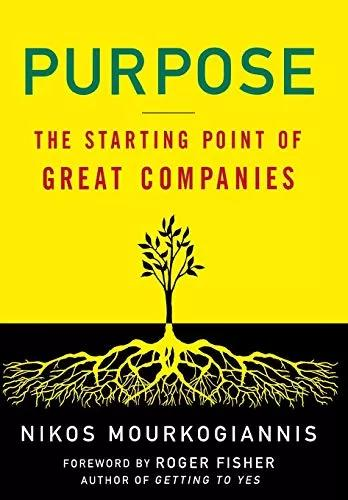 Purpose: The Starting Point Of Great Companies,Non Fiction,Books