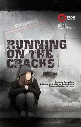 Running on the Cracks,Teens,Books