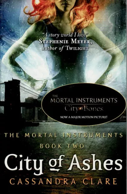 City of Ashes,Teens,Books