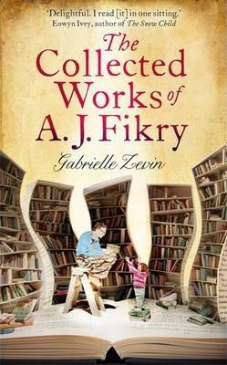 The Collected Works Of Aj Fikry,Fiction,Books