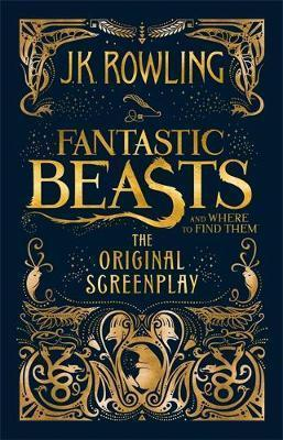 Fantastic Beasts And Where To Find Them,Fiction,Books