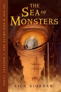 The Percy Jackson and the Olympians, Book Two: Sea of Monsters,Teens,Books