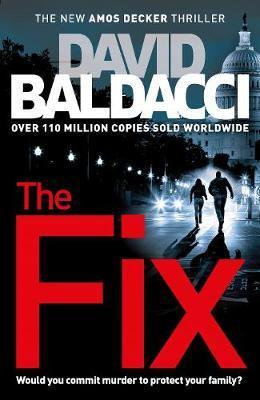 The Fix (Amos Decker Series),Fiction,Books