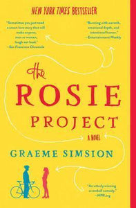 The Rosie Project,Fiction,Books