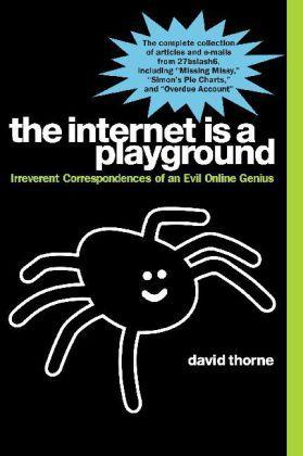 The Internet Is A Playground,Non Fiction,Books
