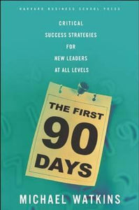 The First 90 Days,Non Fiction,Books